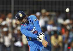 sehwag was singing kishore s song during his 219 says raina