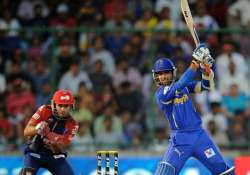 rahane s brilliance goes waste delhi steal one run win