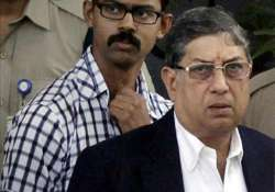 ipl6 bcci chief srinivasan booed by eden gardens crowd