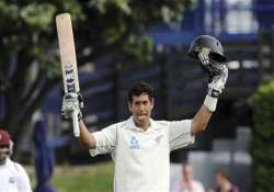 taylor ton guides nz to 207 6 vs west indies