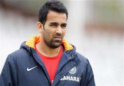 team india announced for south african tour zaheer back