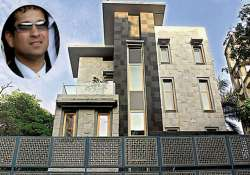 tendulkar pays penalty gets oc for his dream bungalow
