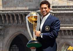 tendulkar returns to scene of realisation of wc dream