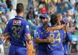 rajasthan square off against floundering csk
