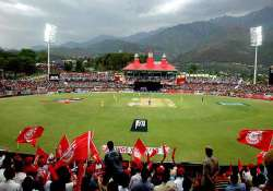 virbhadra asks ipl organisers to foot police bill for