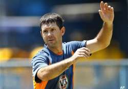 we ve not played great level of cricket says ponting