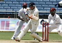 west indies takes 1st innings lead of 239 over nz
