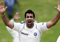 young pacers emergence good for indian cricket zaheer