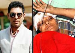 yuvraj to give rs one lakh to arunima