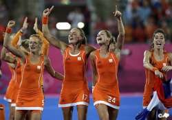 dutch girls win olympic hockey gold for second time