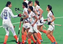 hockey india announces women s team for malaysian tour