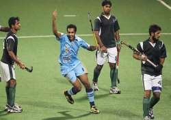 india squander lead to draw against pakistan in a heated