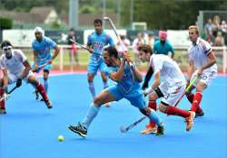 india determined to make a mark in hockey in london olympics