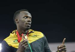cwg 2014 bolt adds 1st commonwealth gold to 6 olympic wins