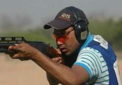 cwg 2014 shooter mohd. asab clinches bronze after tense