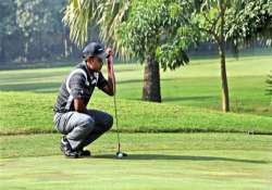 chowrasia shoots 67 despite closing double bogey lies fourth