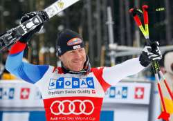 cuche wins world cup downhill at lake louise
