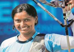 deepika leads indian archers olympic dream in london