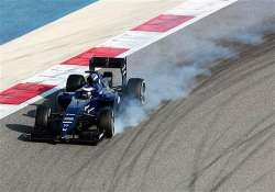 f1 s new rules leaves cars quieter slower.