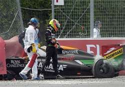 fia upholds penalty for sergio perez after canadian gp
