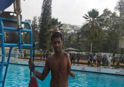 four medals for gayakwad in berlin swimming championship