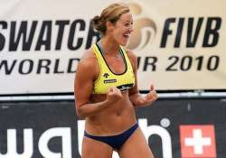 hottest player of beach volleyball denise johns