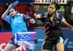 national table tennis soumyajit ghosh mouma das win titles