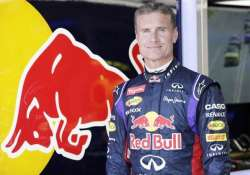india lacks well oiled system to handle f1 david coulthard