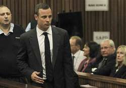 behind the door a book that will tell the oscar pistorius