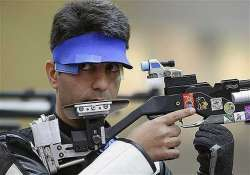targeting gold incheon asian games may be bindra s last shot