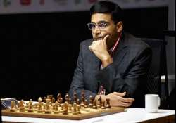 anand loses in world c ship but good year for indian chess