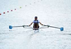 asian games rower dushyant gets bronze shooters flop