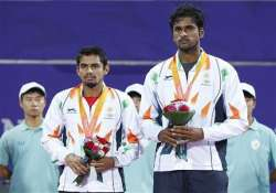 asian games india win silver in men s doubles tennis