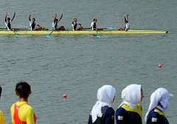 asian games india end rowing campaign with three bronze