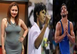 indian athletes who rebelled against sports administrators