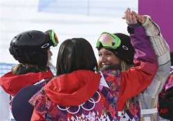 sochi olympics jamie anderson completes us sweep in
