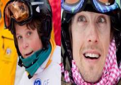 youngest paralympian competes for late teammate