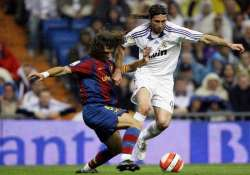 changes again on cards for barca madrid in matchday 30