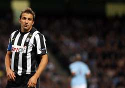 del piero s australian debut delayed again
