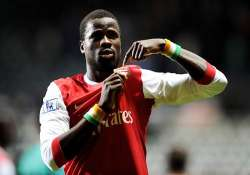 eboue pelted with missiles in turkey