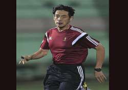 fifa world cup yuichi nishimura of japan to referee the