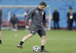 fifa world cup croatia confident it can stun brazil in