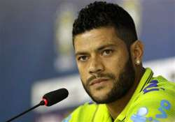 fifa world cup brazil without hulk for match against mexico