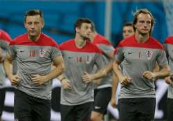 fifa world cup nude photos distract croatia s cup campaign
