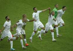 fifa world cup algeria seeks first ever place in 2nd round