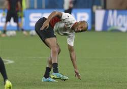 fifa world cup captain kompany ruled out of world cup group
