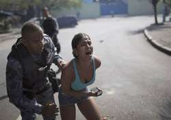 fifa downplays brazil violence worries