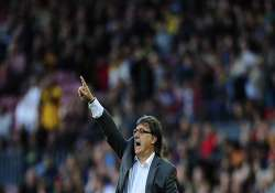 future doesn t change with one defeat barcelona coach