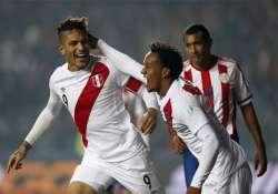 peru beats paraguay 2 0 to finish 3rd in copa america