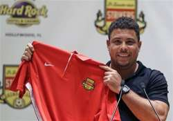brazil s ronaldo to attempt comeback with strikers
